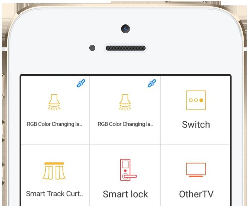 نرم افزار خانه هوشمند ساده | پریز هوشمند | کلید تاچ هوشمند | پریز هوشمند
